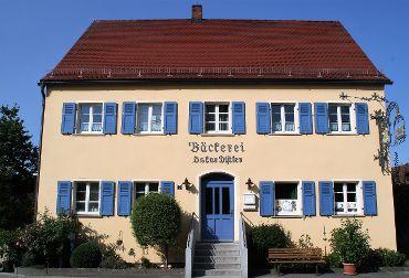 Steinofenbäckerei Distler in Offenbau im Markt Thalmässing